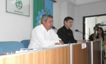 Sergio Costoya es el nuevo presidente del Concejo Deliberante