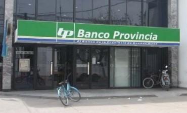 Ratificaron el paro en el Banco Provincia y mañana no habrá atención