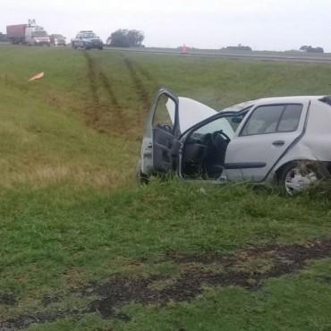 Accidente fatal en el kilómetro 199