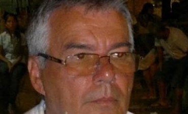 "Hugo Giacomelli ""el agua de Pérez Millán está  apta para  tomar"""