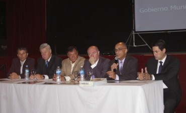 Se presentó oficialmente el proyecto Termas Ramallo
