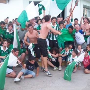 Los Andes Campeón en 4ª División