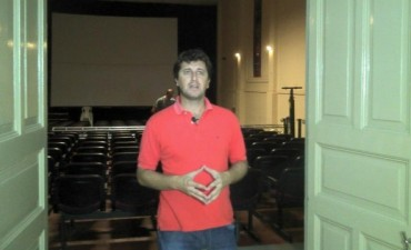 Cine en el Auditorio Libertador