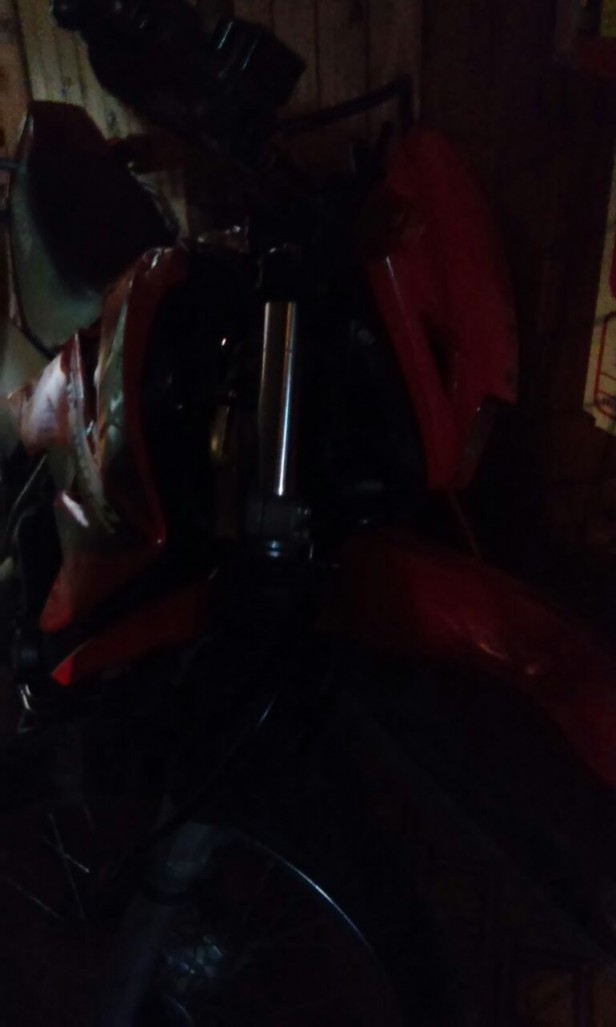 Grave accidente en la ciudad de Ramallo
