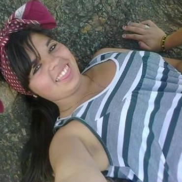 Apareció Ludmila Canales