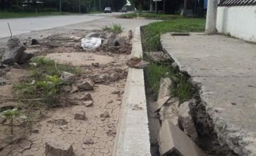 """Sergio Heredia: """"Me gustaría que la gente de Obras Públicas haga lo que tiene que hacer…"""""""