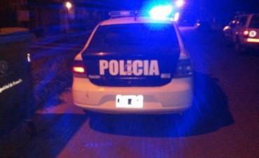 Violento robo en Ramallo