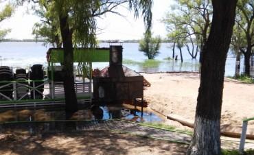 El río Paraná llegó a los 4,20 metros