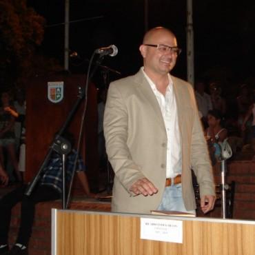 El 16 de enero el Intendente y su gabinete se trasladan a Pérez Millán