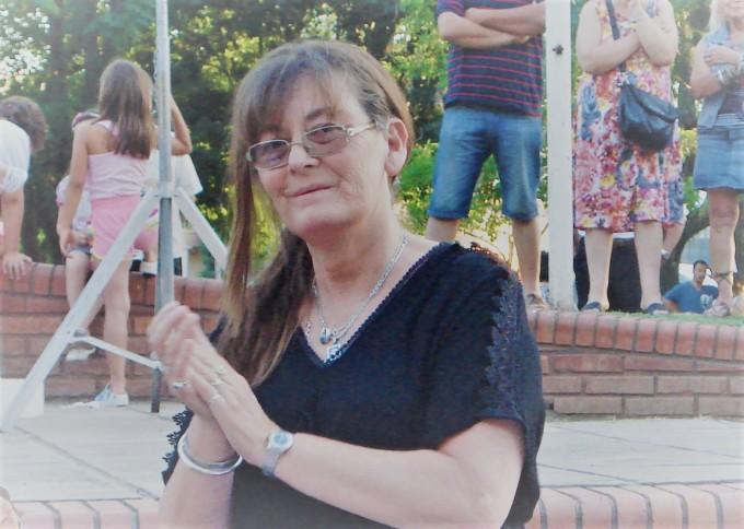 """Sandra Poletti """"Los esperamos a todos en las audiencias"""""""