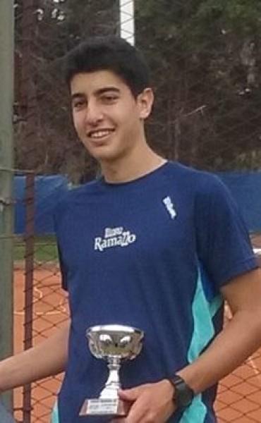 Tomas Farjat preselecionado para los Juegos Olímpicos de la Juventud