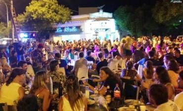 Una nueva edición de la peatonal de Villa Ramallo