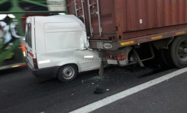 Fatal accidente en ruta 9