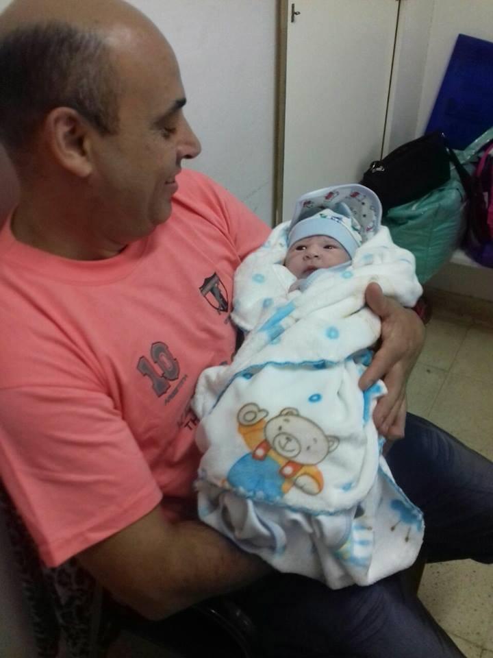 Thiago y Aarón los dos primeros bebes del 2018