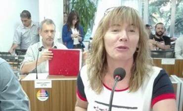 Renunció la concejal Gabriela Lourenco