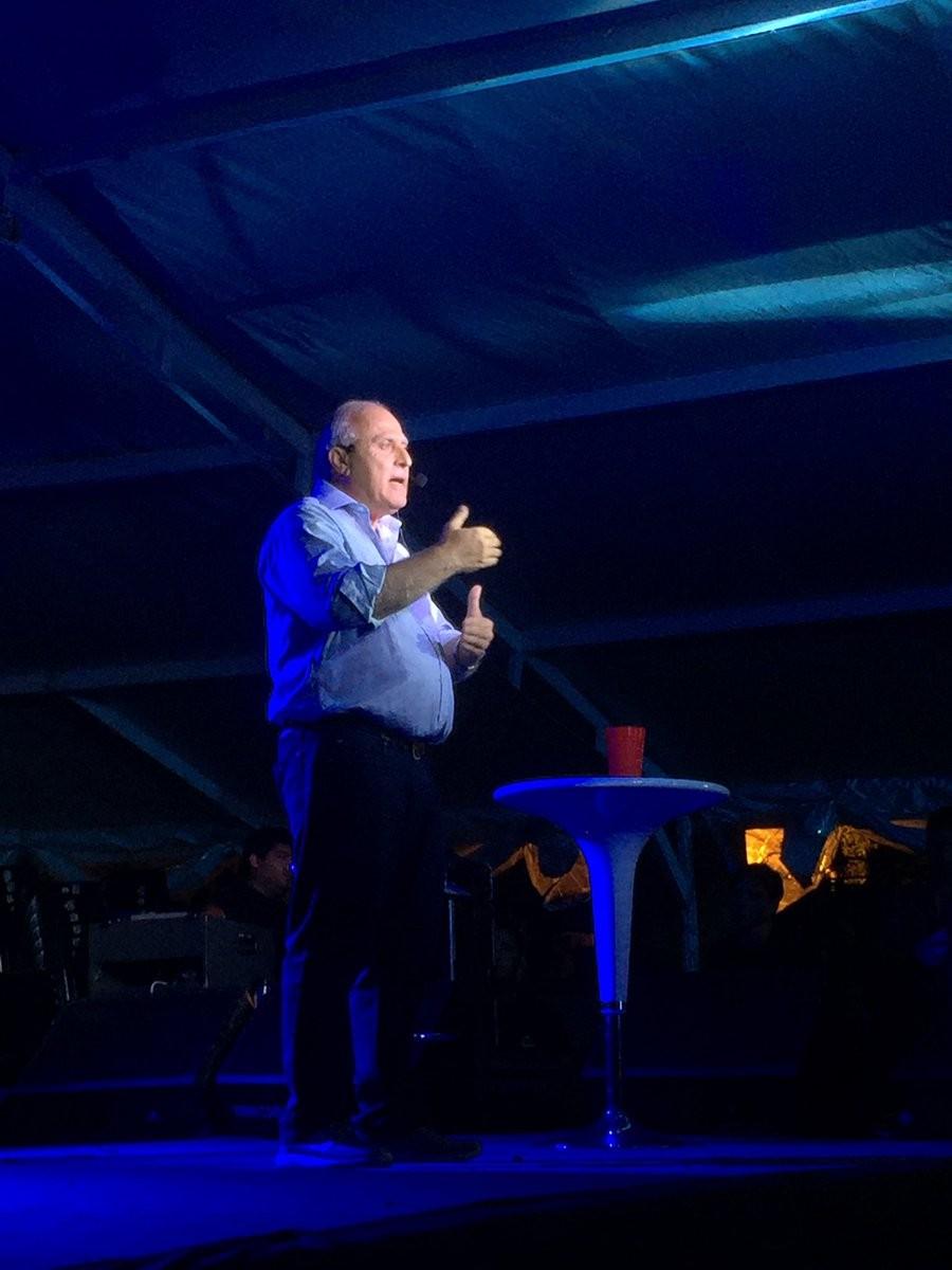 El encuentro de juventud del socialismo lo tuvo al gobernador Lifschitz en Ramallo