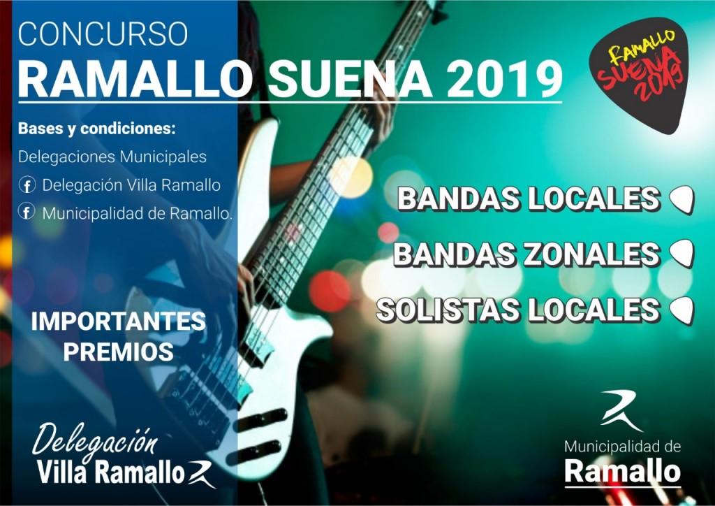 Ramallo suena 2019