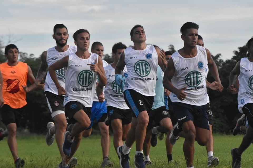 Social continúa con su preparación con vistas al Regional y la Liga