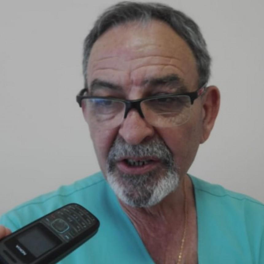 Doctor Rubén Millán 'Tuvimos dos heridos de arma blanca ambos están fuera de peligro'