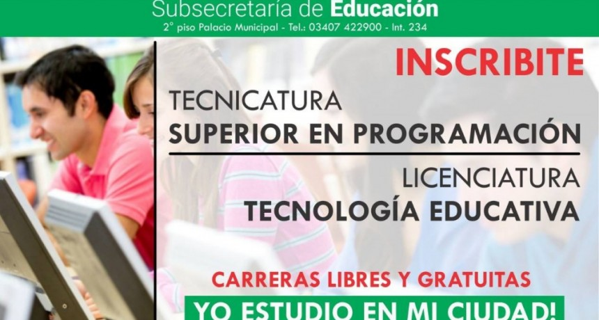 Propuesta educativa municipal