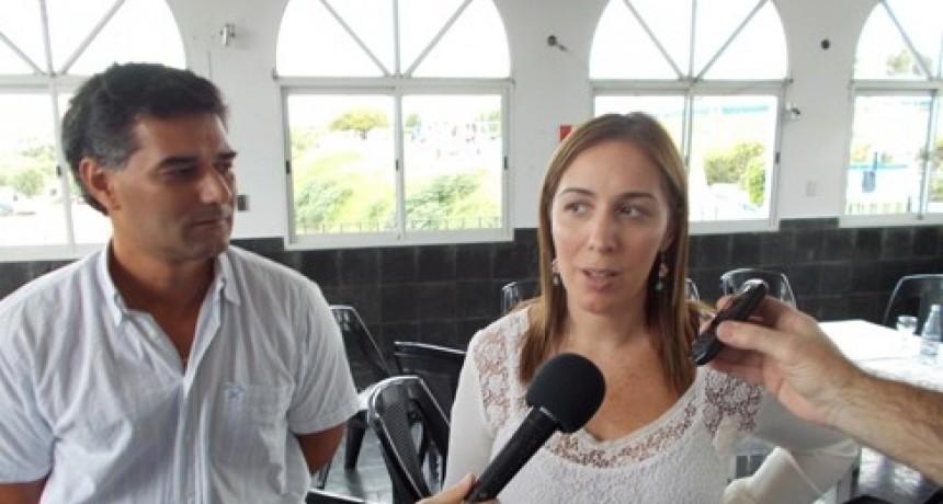 No se adelantan las elecciones en la provincia confirmó la gobernadora Vidal