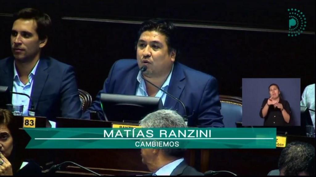 """Diputado Matias Ranzini: """"Explico muy sencillo por qué nos afecta la suba del 75% de Kiciloff y a nuestros puertos."""""""