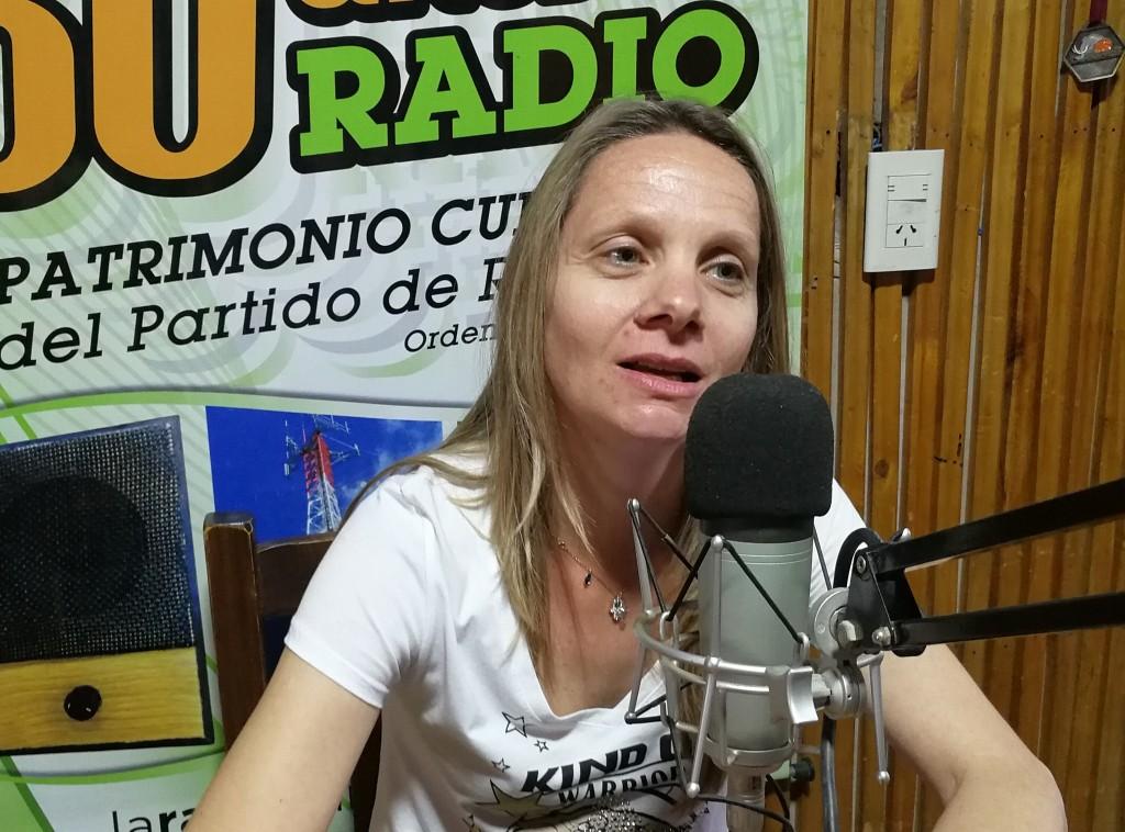 Concejal Maira Ricciardelli