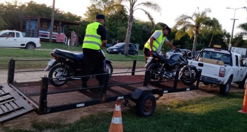 La Municipalidad de Ramallo realizó operativos de seguridad el fin de semana