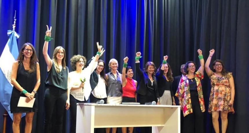 Juró Laurana Malacalza como Subsecretaria de Abordaje Integral de las Violencias por Razones de Género