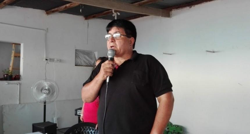 """Cesar Gómez  """"El peronismo tiene buenos dirigentes, y hay que esperar un mes más para ver como se reestructura y que es lo que va a pasar"""""""