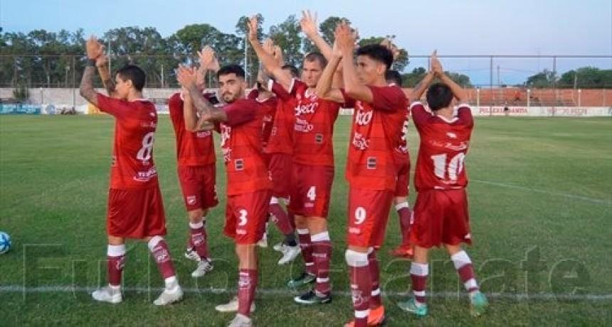 Defensores juega hoy con San Martín en Formosa