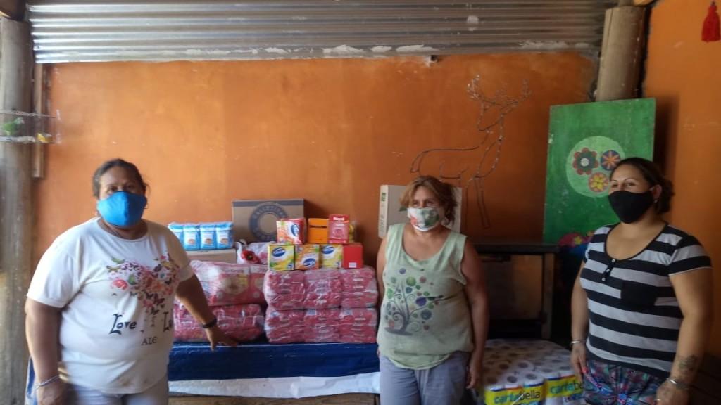 Prochem Bio: Una iniciativa solidaria que ayudó a muchos vecinos de San Nicolás y Ramallo
