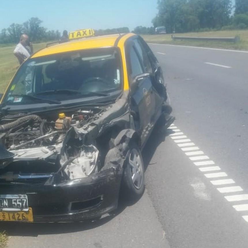 Accidente en ruta 9 kilómetro 214