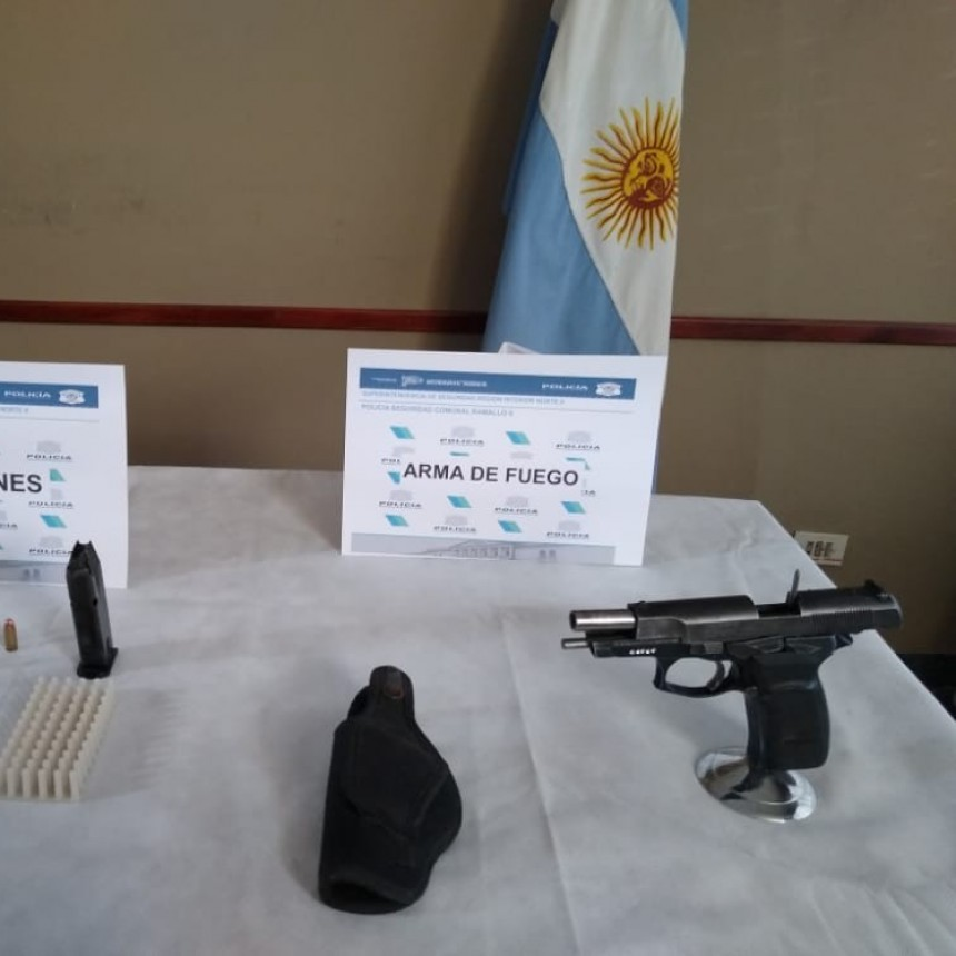 Abuso de arma