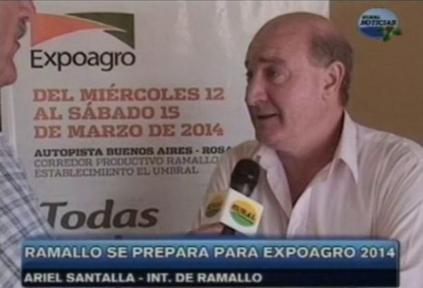 RAMALLO: La oficina de empleo municipal informó que Expo Agro necesita personal