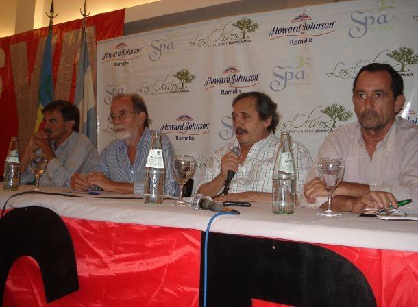 RAMALLO: La UCR bonaerense se reunió para debatir el presente y el futuro