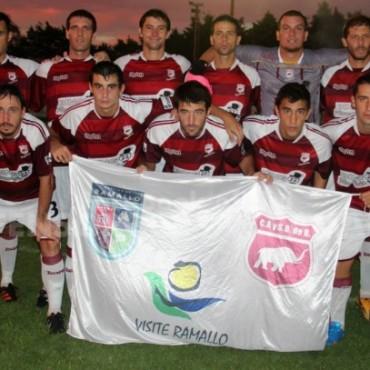 Defensores goleó 5 a 2 a Racing en el reinicio del Torneo Argentino A