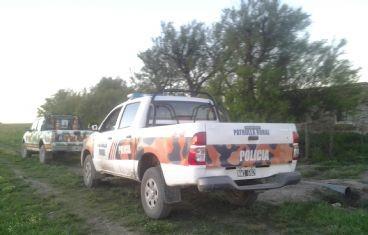 Aparece en Ramallo una camioneta robada en Baradero