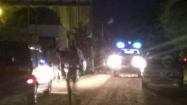 Dos detenidos tras robar una camioneta