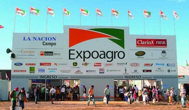 Un recorrido por la previa de Expoagro 2015
