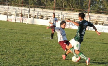 Defensores derrotó a la Reserva de Sarmiento de Junín por 3 a 0