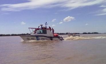 Fue hallado sin vida el cuerpo de un hombre que había desaparecido en el río Paraná