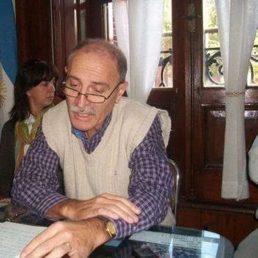Profesor Mario Del Arco