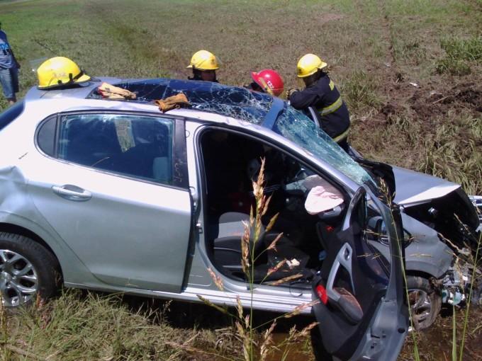 Accidente en ruta 9 con un muerto