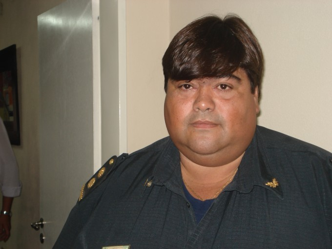El Comisario  Bustamante quedó a cargo de la jefatura distrital