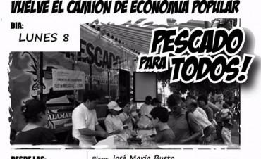 Vuelven los camiones de la economía popular