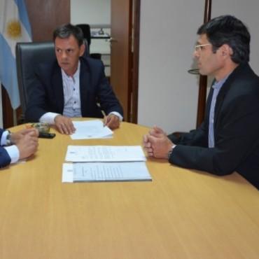 Este viernes: funcionarios nacionales se reúnen con autoridades municipales