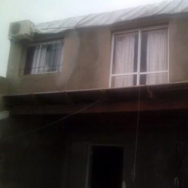 Voladuras de techo, caída de ramas y arboles en Ramallo