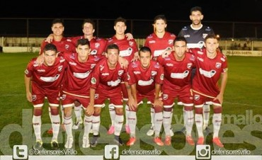 Defensores goleó a Belgrano de La Pampa en su debut como local en el Torneo Federal A
