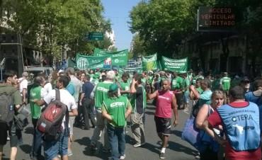 """Adrián Lescano """"Paramos y marchamos por el presente y por el futuro"""""""